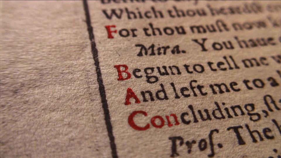 Shakespeares skjulte koder