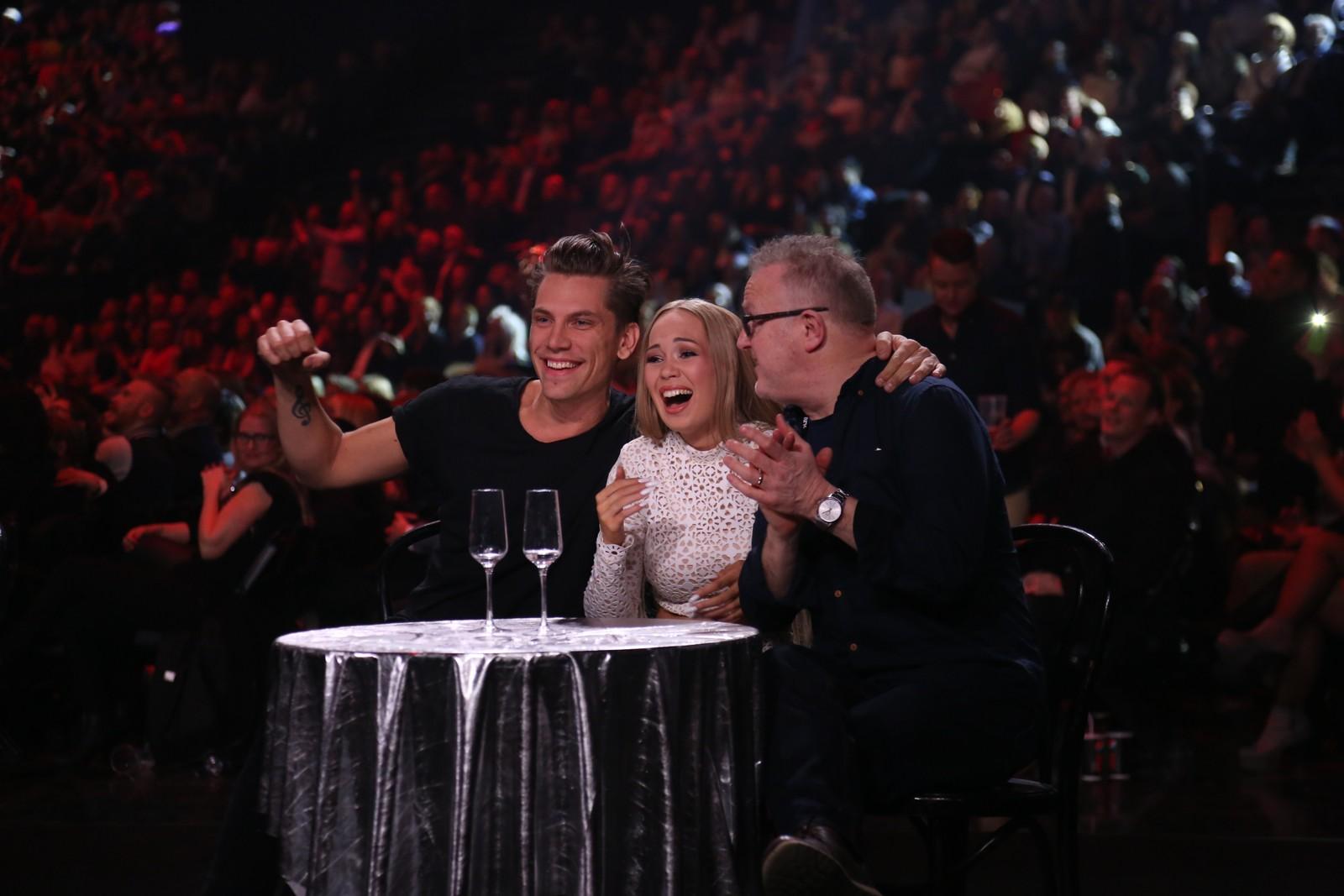 Agnete utklasset de andre gullfinalistene i årets MGP-finale. Nå skal hun representere Norge i Eurovision Song Contest i Stockholm med låta «Icebreaker».