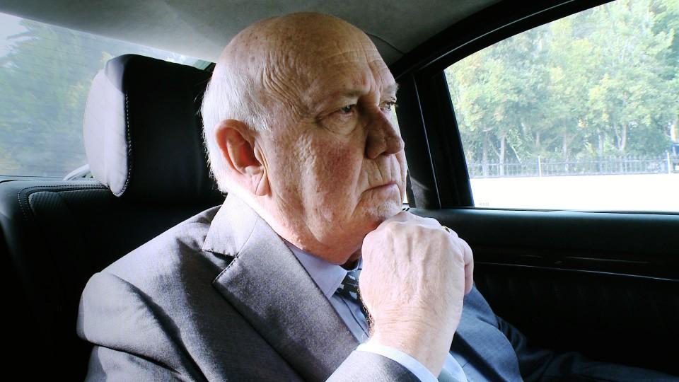 De Klerk og slutten på apartheid