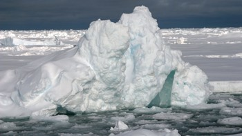 Iskanten i Arktis