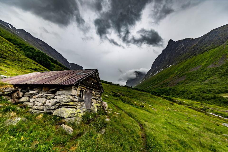 God morgon, Møre og Romsdal