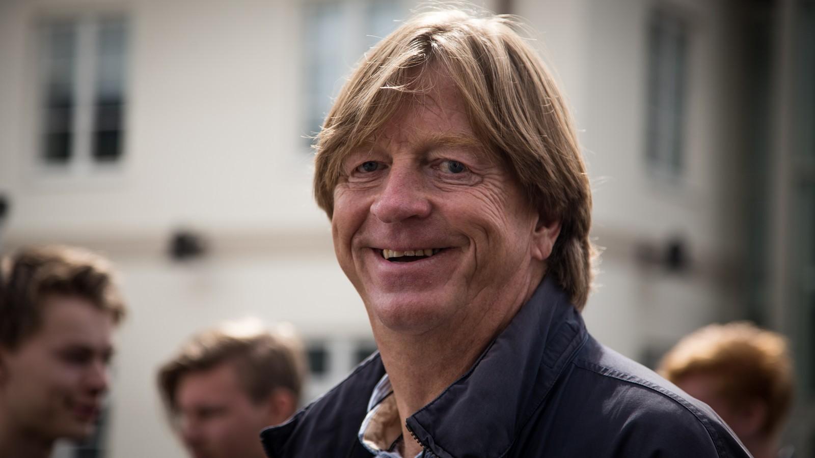 Ola Stavran, leder for RaumaRock-akademiet