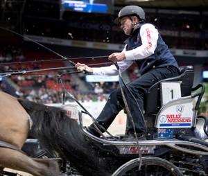 20:30 · VM hestesport: Kjøring, presisjon