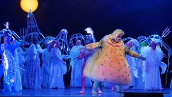 Tryllefløyten i Operaen, november 2015
