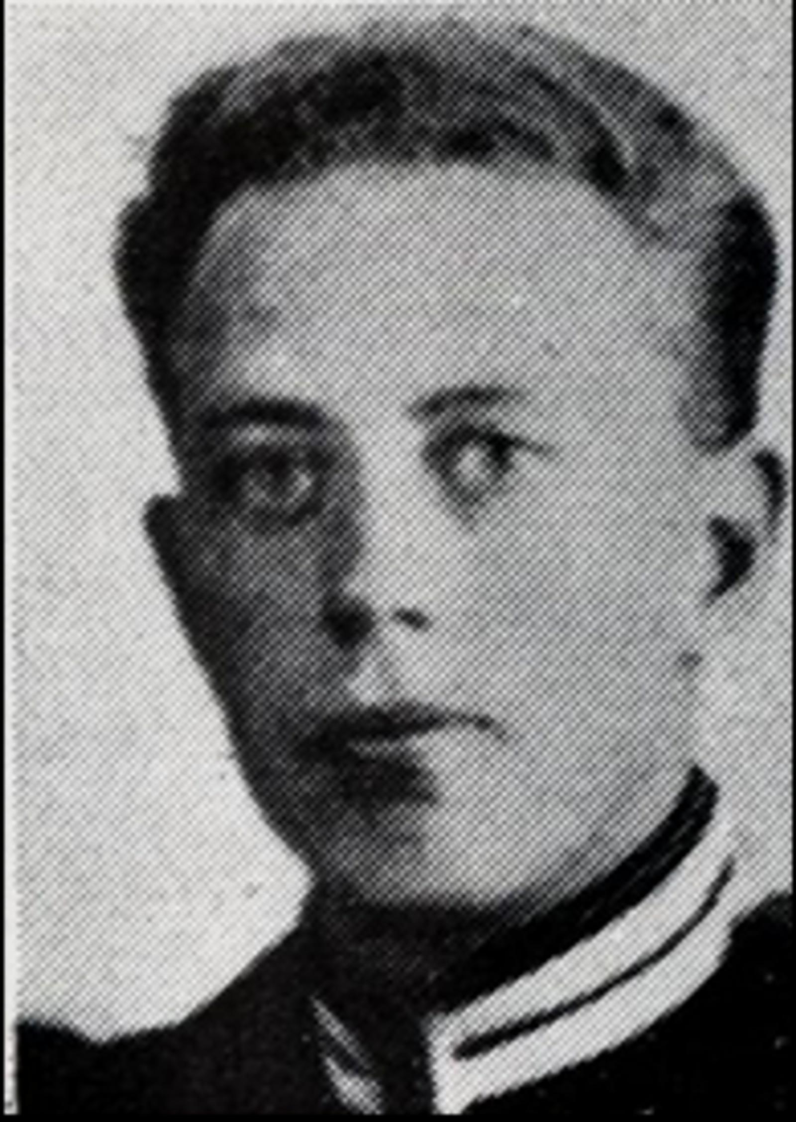 Haakon Svein Ruud: Soldat, kontorist fra Våler. Var soldat og omkom under bombeangrepet.