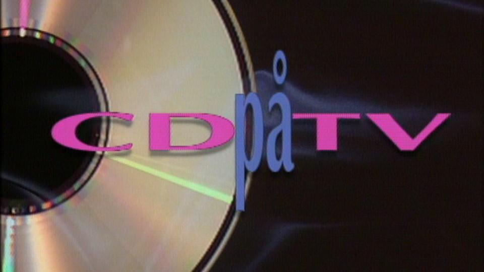 CD på TV