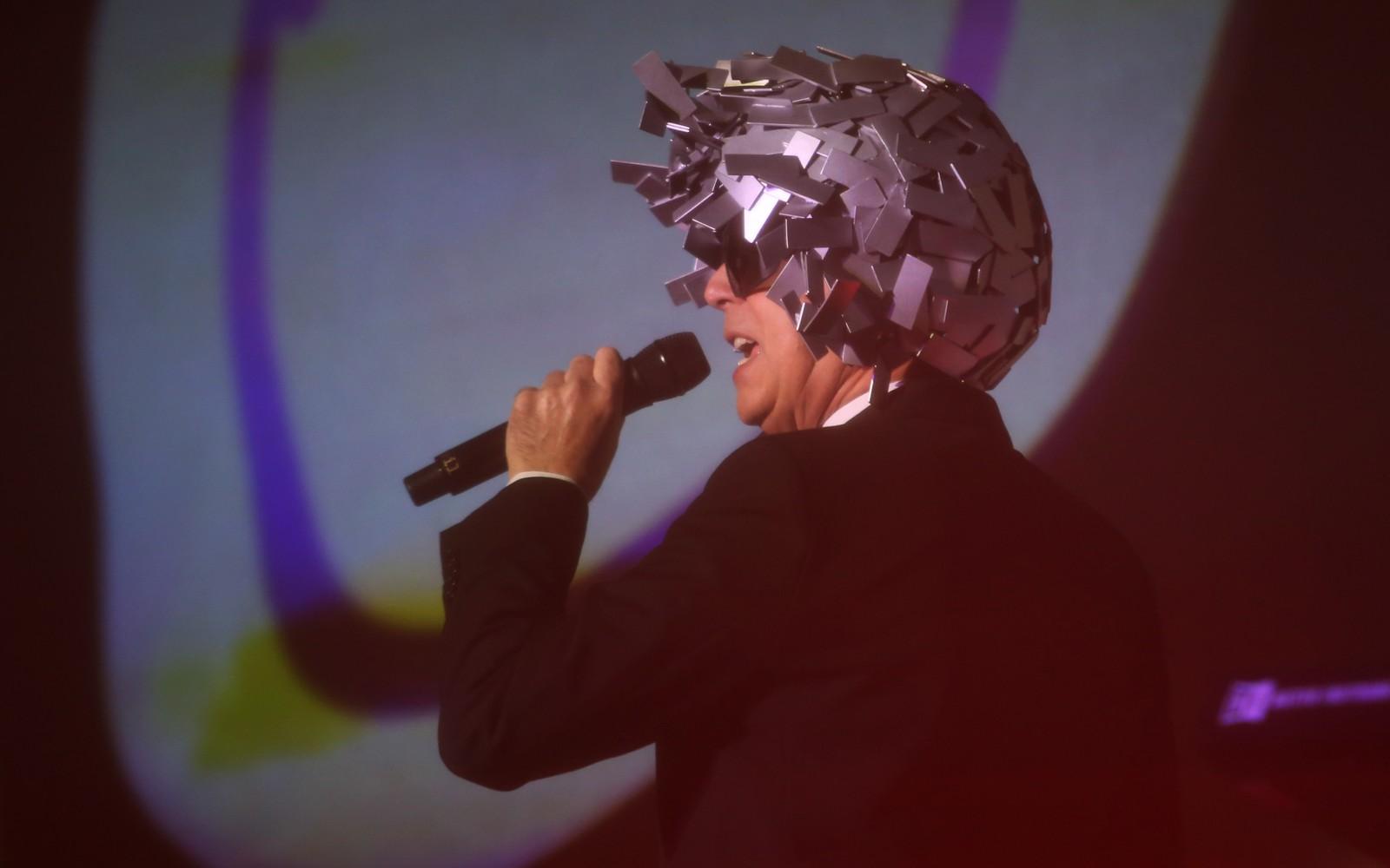 Neil Tennant i Pet Shop Boys.