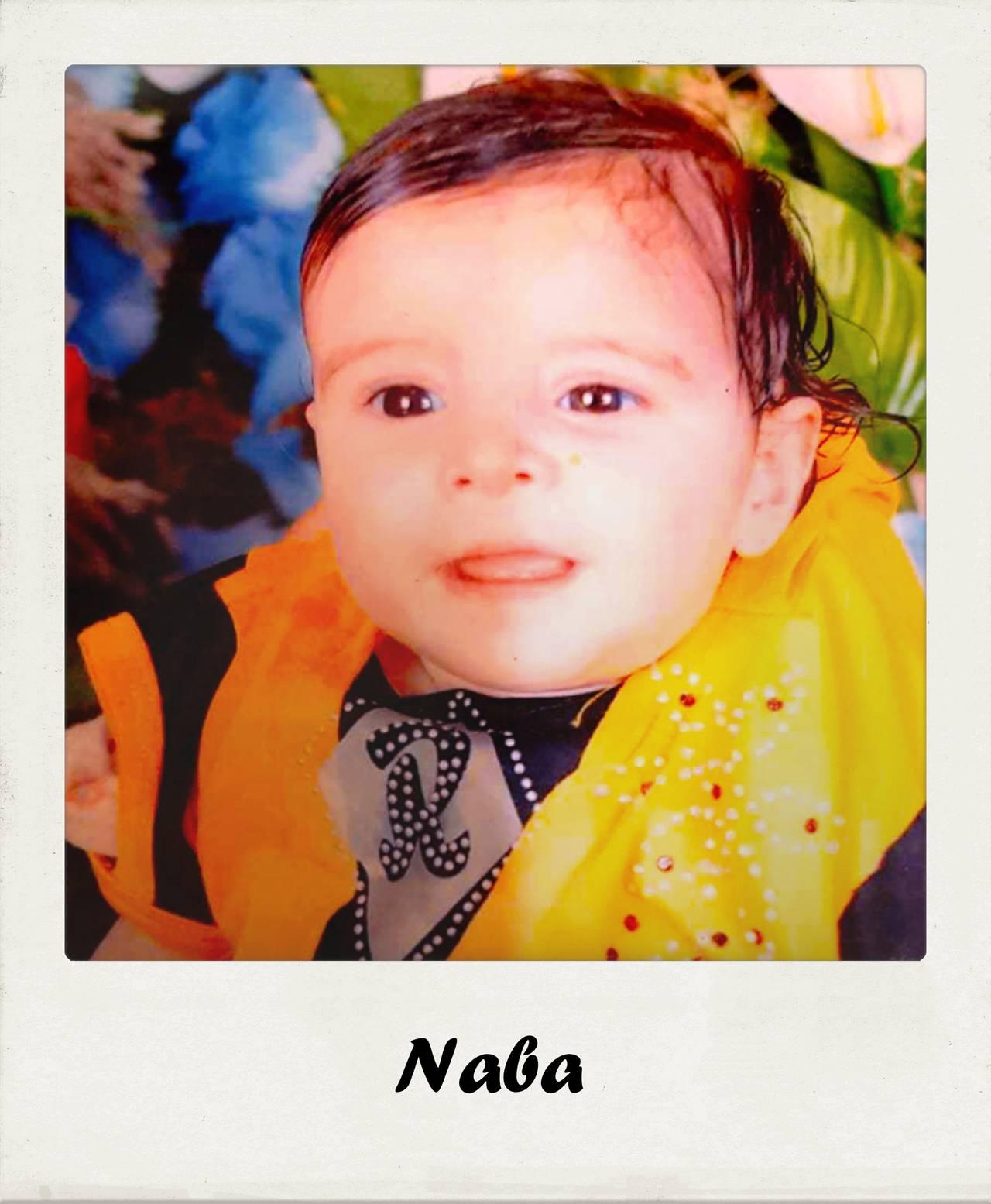 Naba ligger begravd i Syria