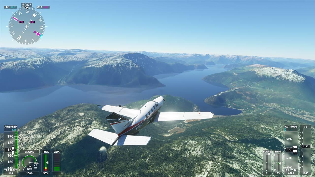 Bilde fra spillet