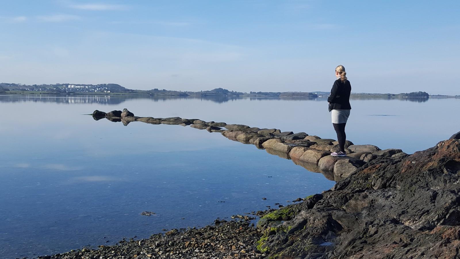 Fra Hafrsfjord.