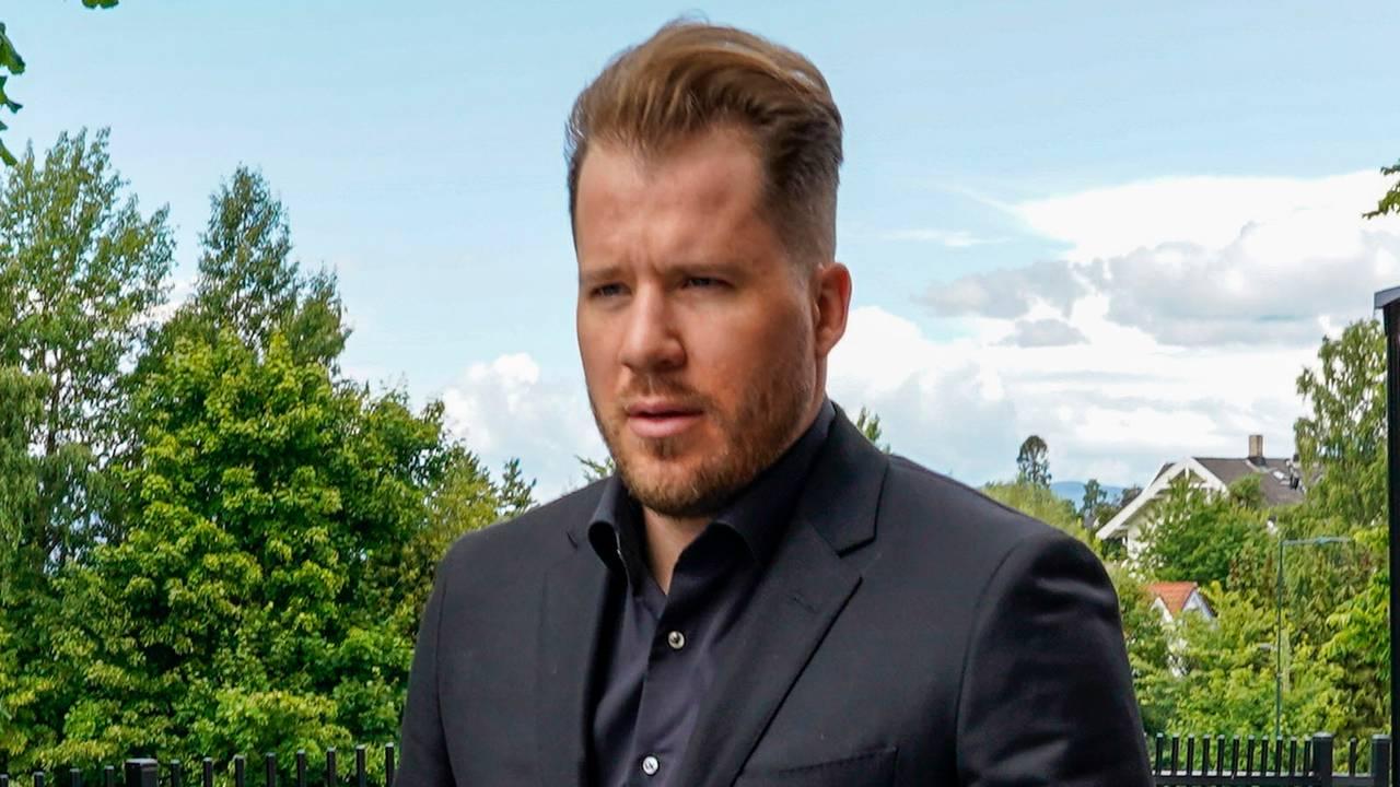Kjetil Jansrud er på plass for å minnes Finn Christian Jagge.