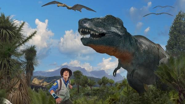Bilde for Andys ville dinoeventyr