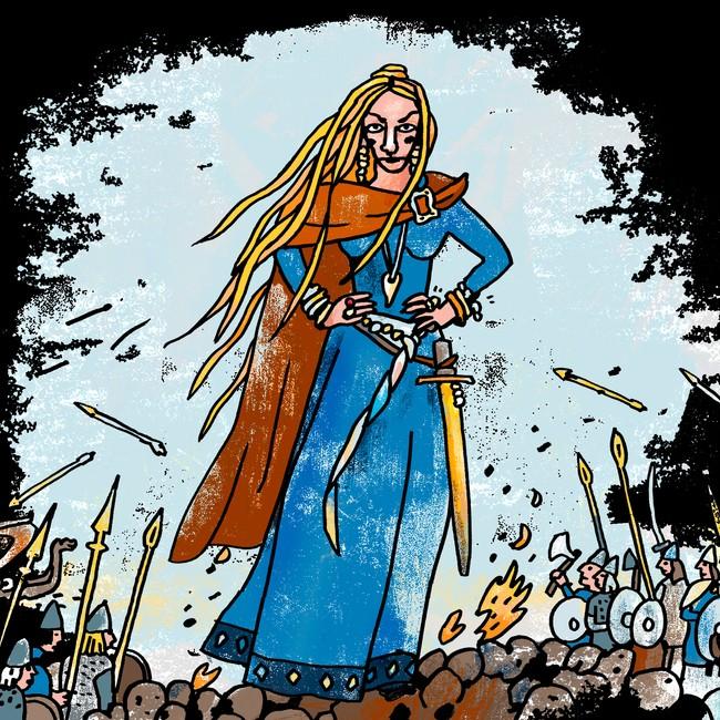 Gunnhild Kongemor