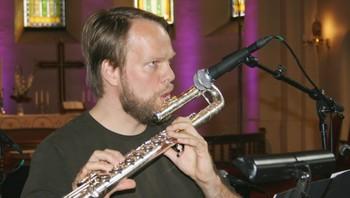 Fløytisten Bjørnar Habbestad