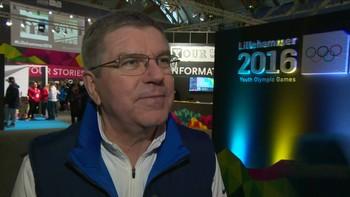 Thomas Bach, IOC-president