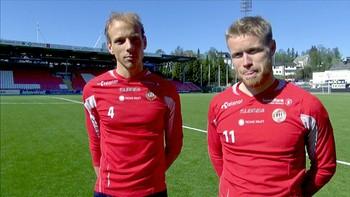 Tom Høgli tror Ruben Kristiansen kan nå langt.