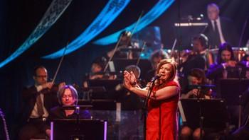 Mari Boine og Kringkastingsorkesteret