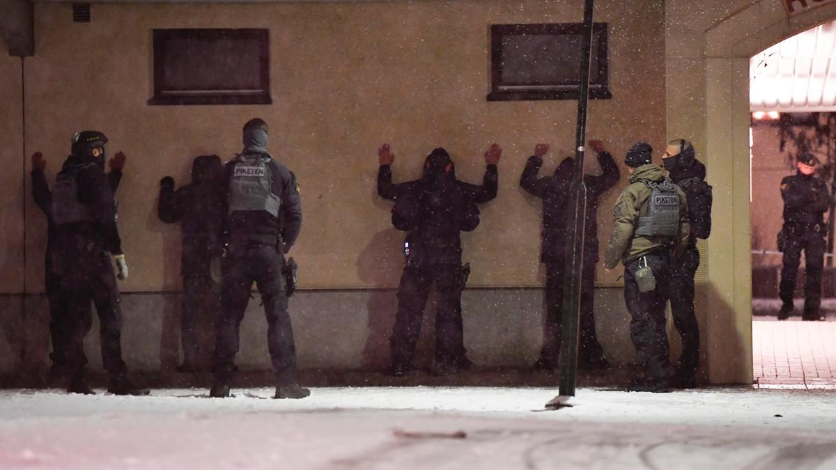 Antall skudd-drepte i Sverige har aldri vært høyere