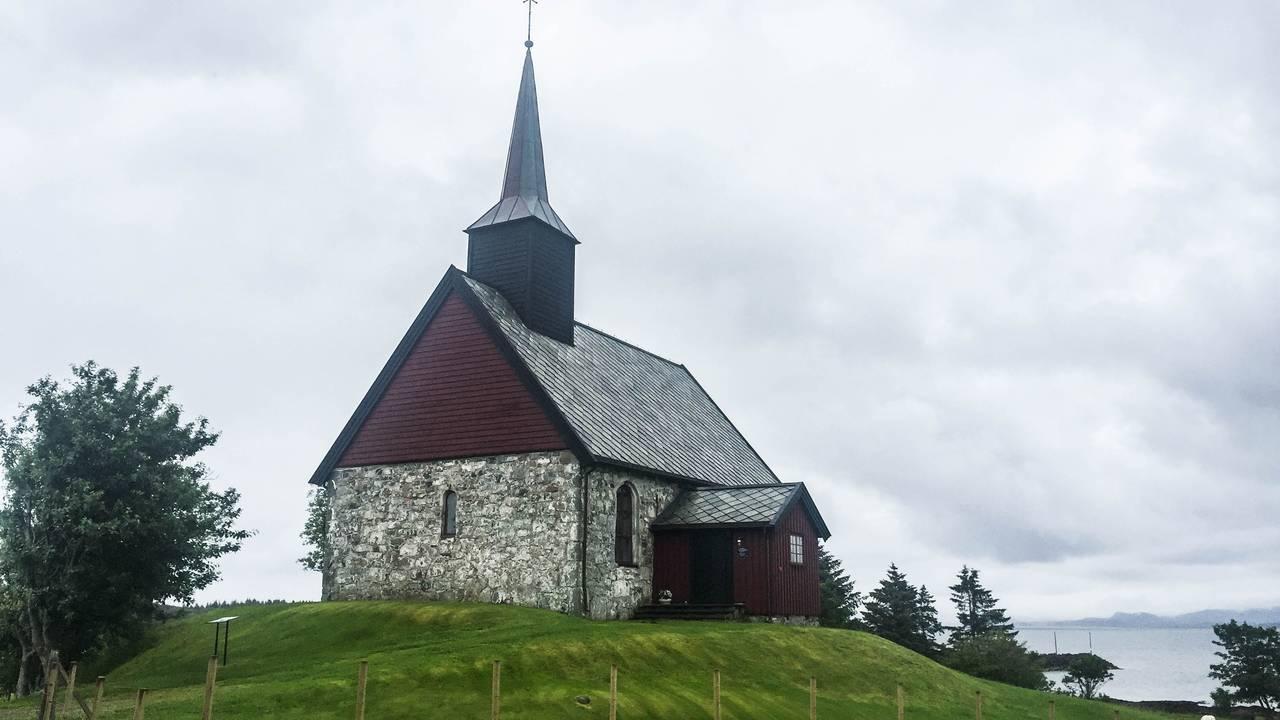 Edøy kyrkje kirke