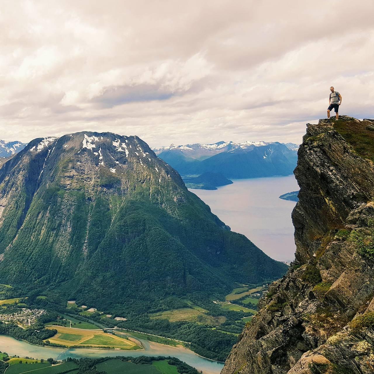 Bilde av Romsdalseggen