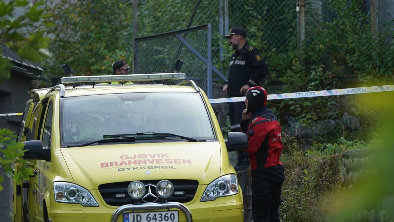 Død person Lillehammer