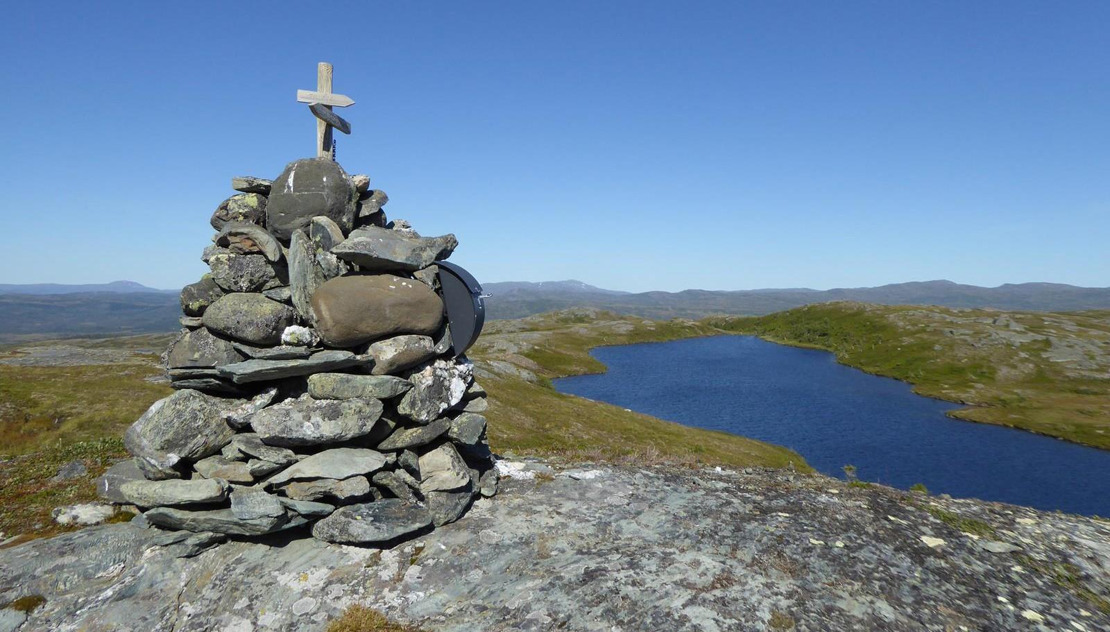 Dalavola i Meråker, 761 m.o.h