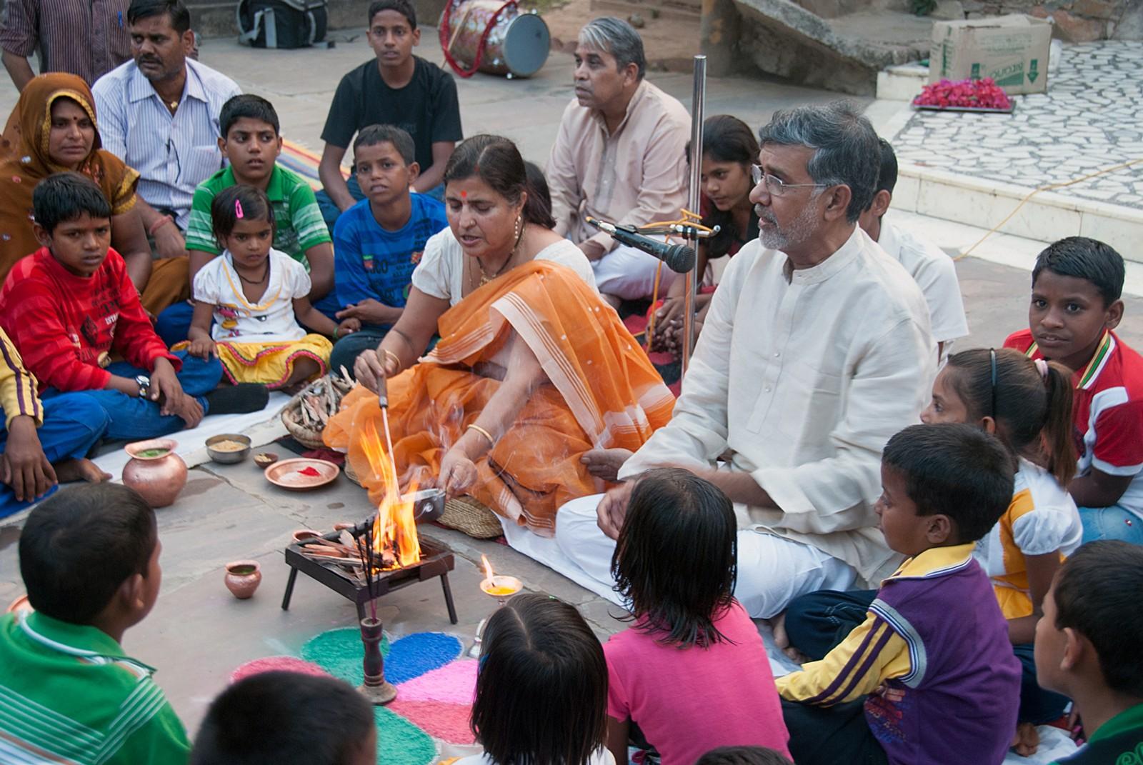 Lysfesten Diwali er tid for god mat og for å samle venner og familie. Den feires i hinduismens måned kartikka, som er i overgangen av våre kalendermåneder oktober/november.
