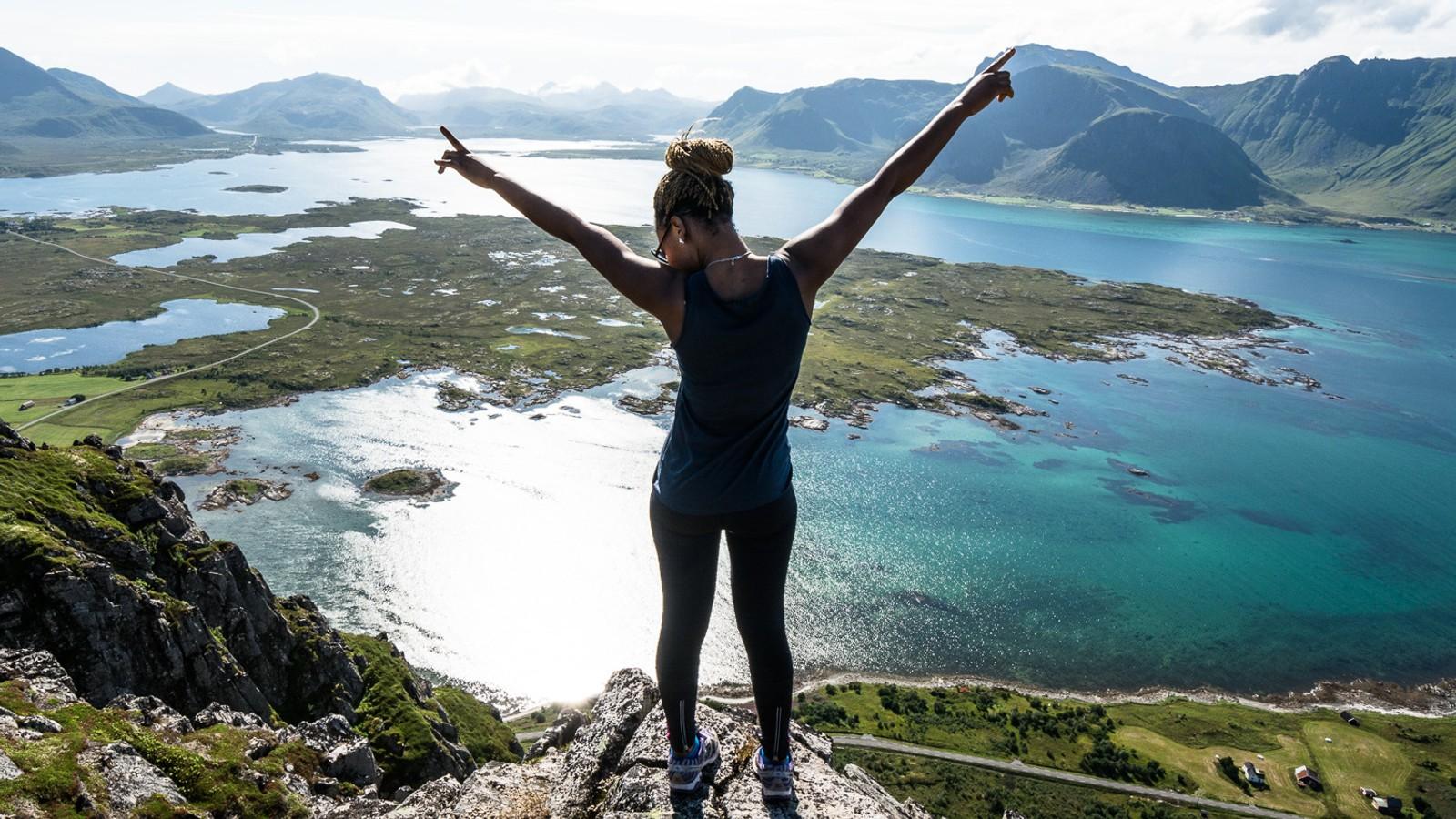 Undersøkelser gjort av professor Mari Sundli Tveit viser at tilstedeværelse av vann og mulighet til å orientere seg i landskapet oppfattes som positivt.