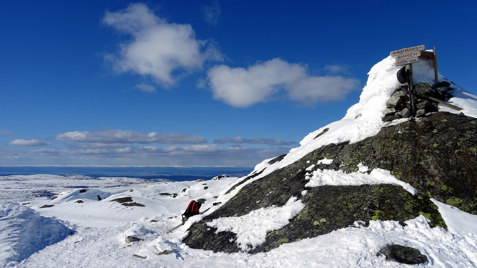 Hærmannsnasa, mot Trondheimsfjorden
