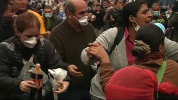 Cola mot tåregass i Egypt