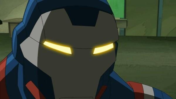"<span class=""kicker-title"">Den ultimate Spider-Man:</span>Norman Osborn prøver å være Iron Patriot"