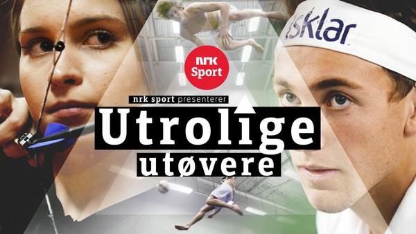 Norske idrettsutøvere gjør spektakulære triks.