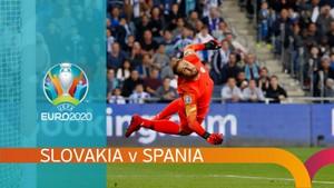 UEFA Fotball - EM: Slovakia - Spania