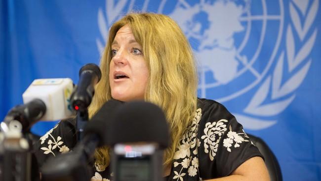 Tidligere FN-utsending