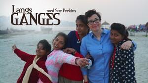 Langs Ganges med Sue Perkins