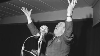Historisk bilde fra 1962 : Åge Samuelsen