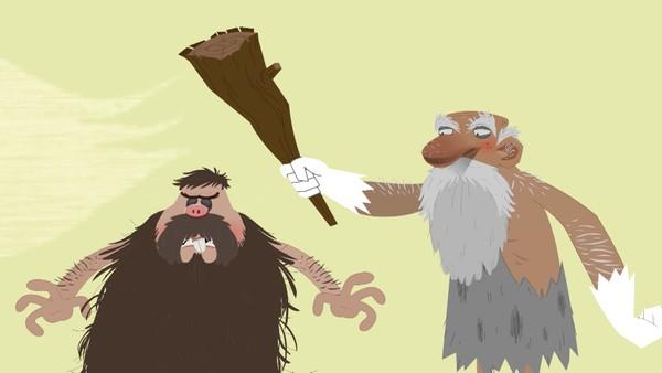 Kvifor har ikkje jenter skjegg?
