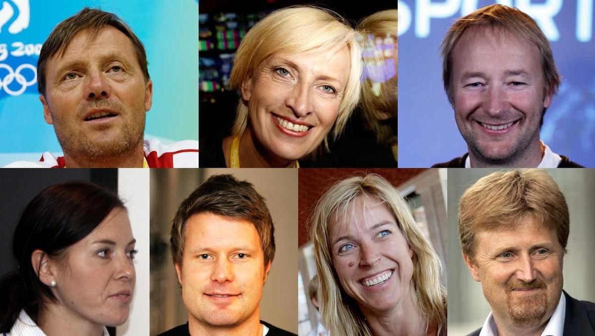 Kvinnelig Sportskommentator Nrk Nrk 2020