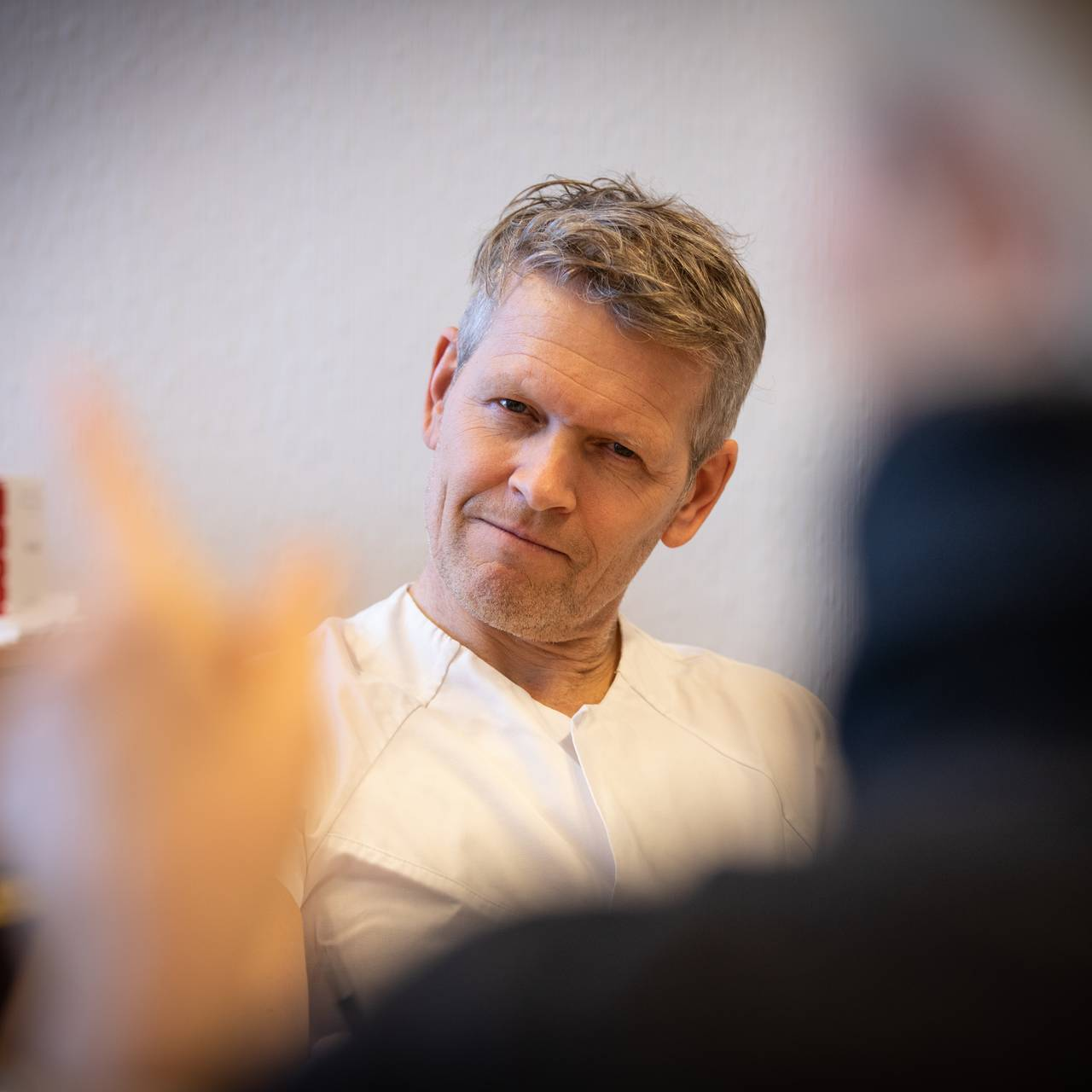 Bilde av Avdelingsleder Øystein Berg