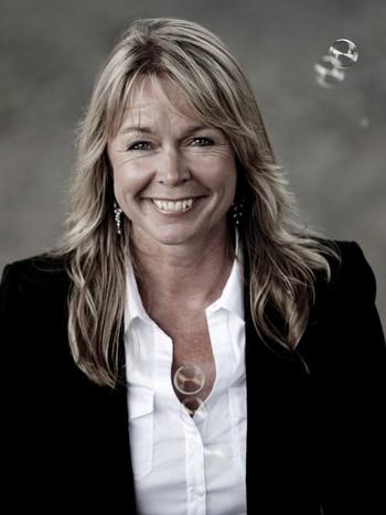 Mariann Schiefloe, markeds- og kommunikasjonssjef i Centerpoint.