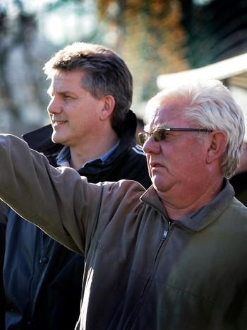 Nils Arne Eggen og Knut Torbjørn Eggen