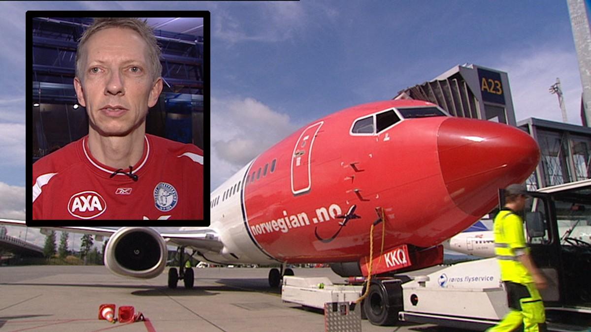 Stig Tore F 229 R Ikke Fly Norwegian Nrk Tr 248 Ndelag Lokale