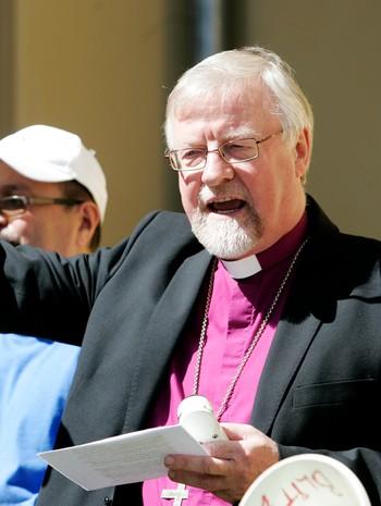 Biskop Ole Christian Kvarme