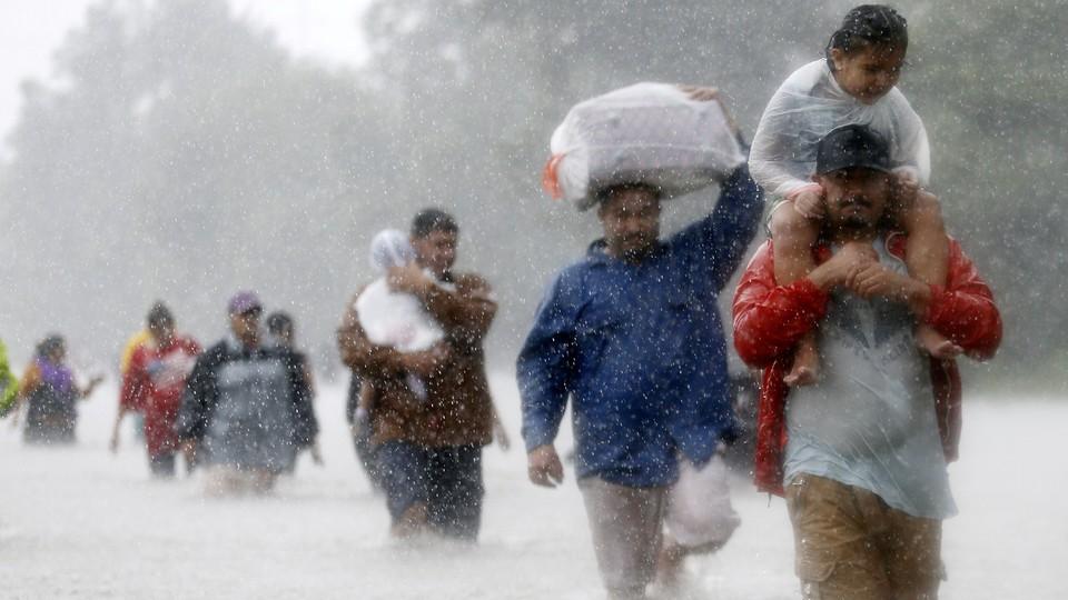 Året med naturkatastrofar