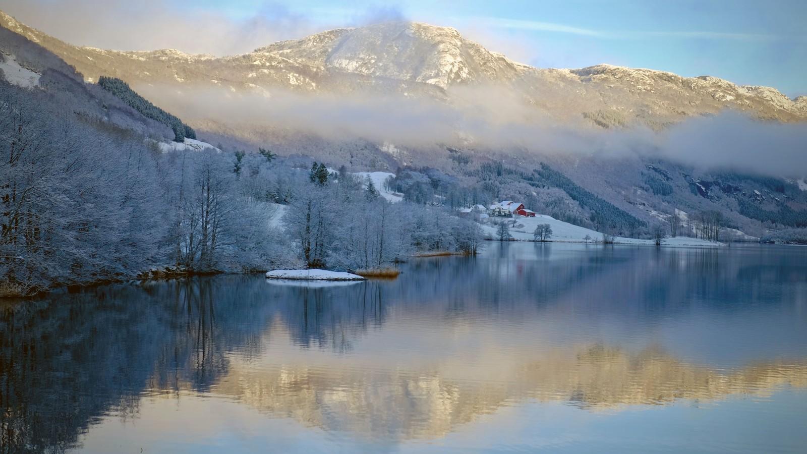 Gjerdesdalen i Vindafjord.