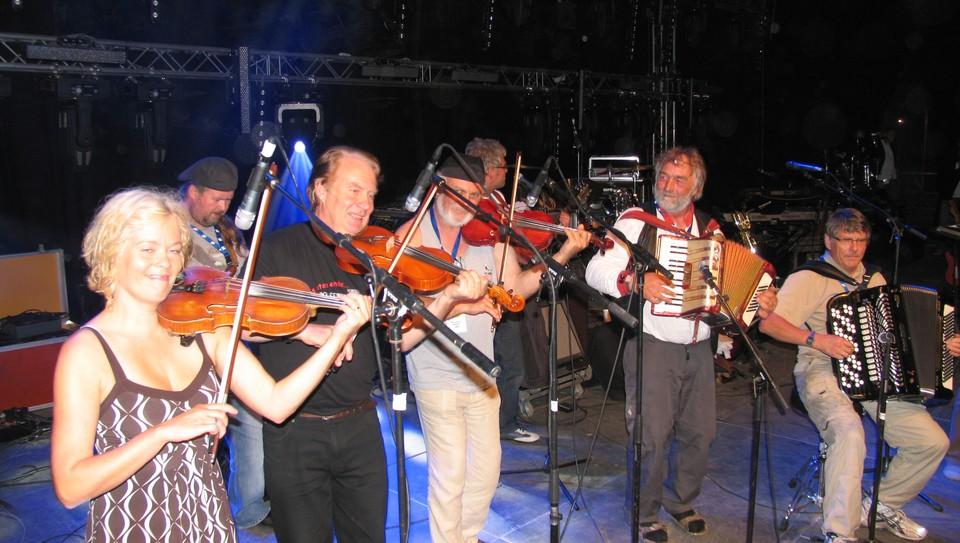 Folkemusikktimen