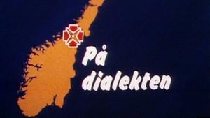 På dialekten