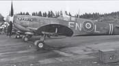 Norsk Spitfire-flygere 70 år senere med tegnspråktolk