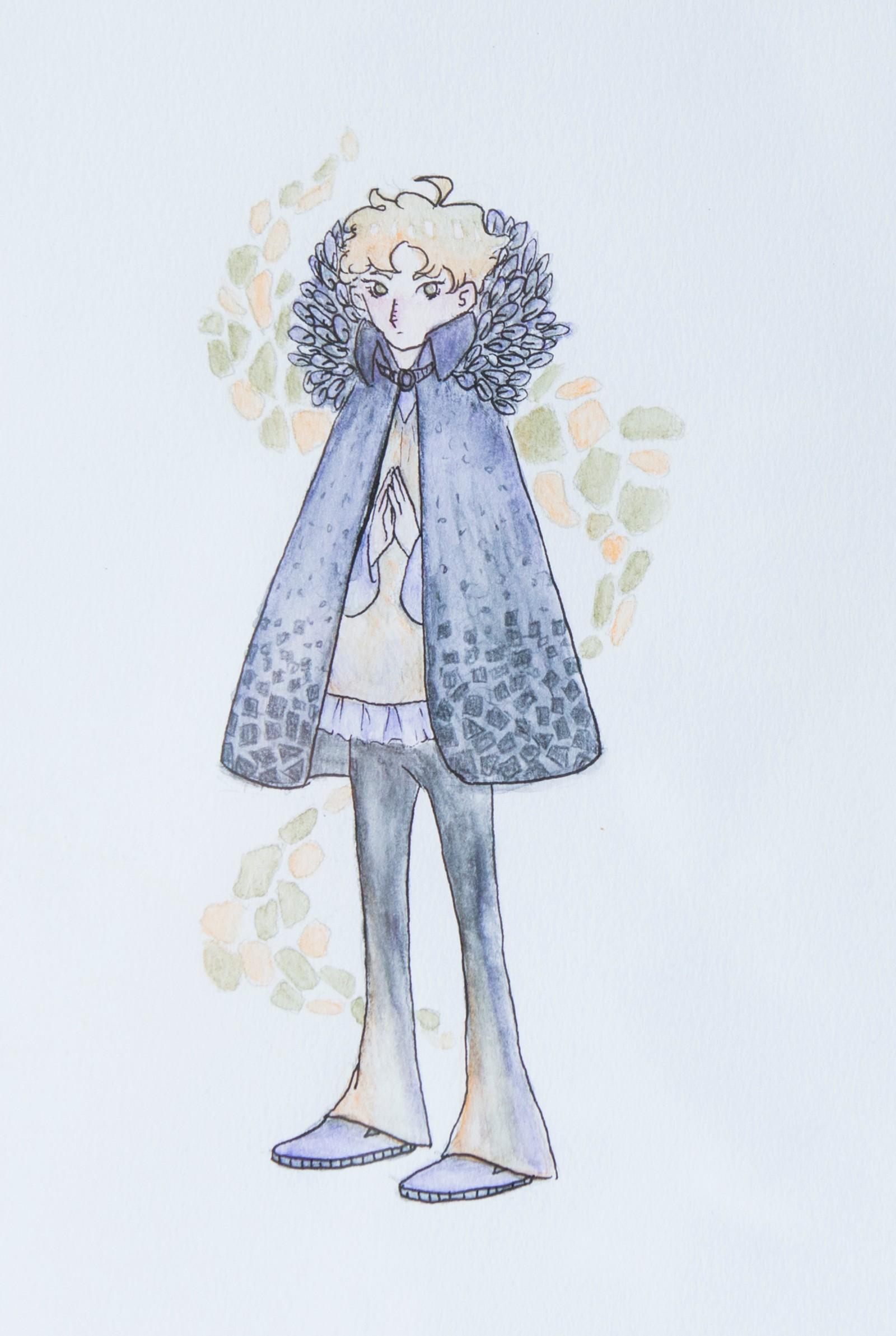 Illustrasjon 2 - Therese Fossheim, Bremanger