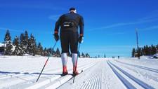 PANSERFØRE: Meteorologen lover flotte spor og god glid hele helgen i Sør-Norge. Bor du i nord, er det kanskje bedre å finne frem noen brettspill.
